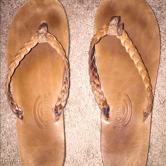 09e76f09621 Rainbow Sandals Twisted Sister Womens Flip Flops